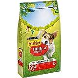 Purina - Friskies Vitafit Mini Menu Perro Adulto Buey 6 x 1,5 Kg