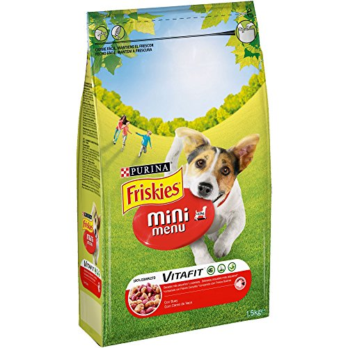 Purina Friskies Vitafit Mini Menu Pienso Perro Adulto