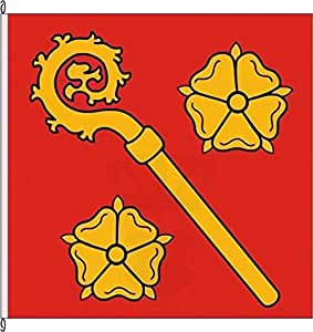 Königsbanner Hissflagge Oedingen - 60 x 90cm - Flagge und Fahne