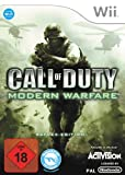 Call of Duty 4: Modern Warfare (Reflex - Edition) - [Nintendo Wii]