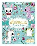 Animaux de contes de fées : Avec des stickers à colorier