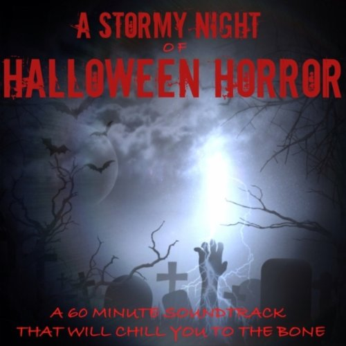a description of a dark and stormy halloween night On a dark, stormy halloween night, four kids named luke, john, sarah and bob walk into a haunted house during a blackout only one can escape they take a staircase to the second floor, a.