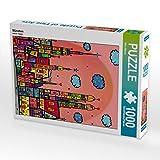 München 1000 Teile Puzzle hoch