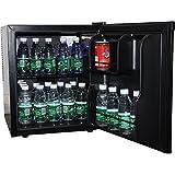 Syntrox Germany A+ 55 Liter geräuscharmer 25 db Mini Kühlschrank leiser Hotelkühlschrank