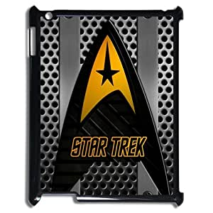 Popular Star Trek iPad 2,3,4 Case, Customized iPad 2,3,4 Plastic Protective Case Cover, unique, cool, colorful, personalized, fashion and stylish phone case at customstyle