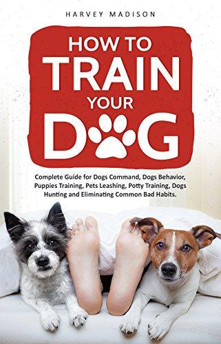 How to Train Your Dog: Complete Guide for Dogs Command, Dogs Behavior, Puppies Training, Pets Leashing, Potty Training, Dogs Hunting and Eliminating Common Bad Habits (English Edition) (Hunting Dog Training Dummy)