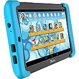 Kurio Tab2 motion 17.78 cm (7 Zoll) Tablet-PC(MTK  Mediatek Quadcore MTK8127, 1GB RAM, 8GB HDD, Android) blau/schwarz