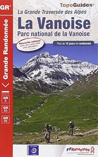 Book's Cover of La Vanoise  Parc national de la Vanoise