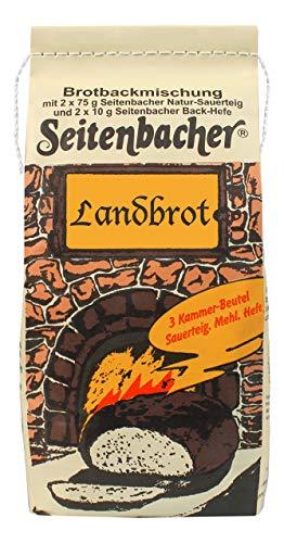 Seitenbacher Landbrot, 6er Pack  (6 x 935 g)