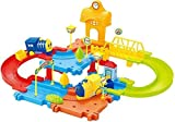 #4: Saffire Block Train Set, Multi Color, 30 Pieces