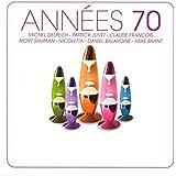 Années 70 Variété Française