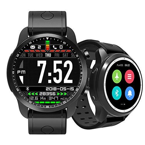 JINRU Smart Watch 4g1+16G Bluetooth Watch WiFi Step Bluetooth Watch