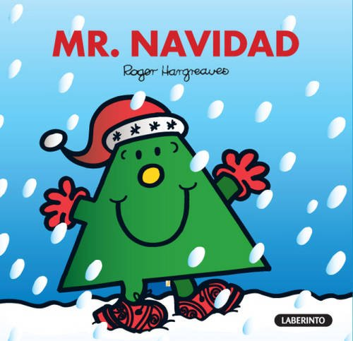 Mr. Navidad (Mr. Men y Little Miss) por Roger Hargreaves