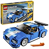 Lego Creator- Auto da Corsa, Multicolore, Taglia Unica, 31070