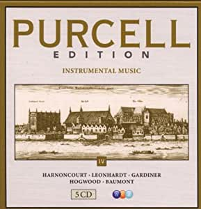 Purcell Edition: Instrumental Music