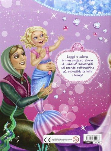 Libro Barbie La Principessa Delle Perle Albo Color Di