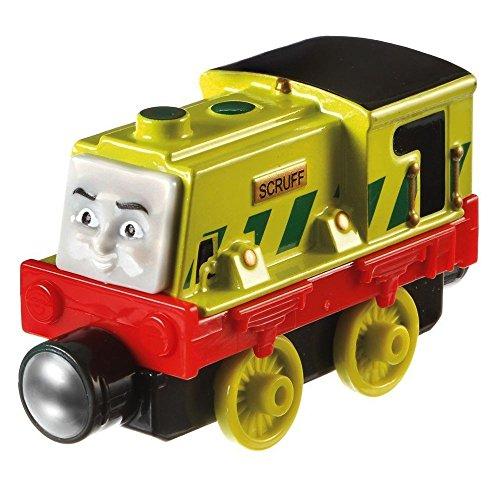 Preisvergleich Produktbild Thomas und seine Freunde - Scruff Lokomotive Take-n-Play Mattel