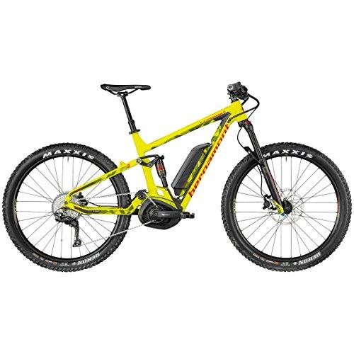 Bergamont E-Contrail 6.0 Plus 27.5 Pedelec Elektro MTB Fahrrad grau/schwarz 2018: Größe: M (168-175cm)