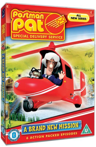Image of Postman Pat: Special Delivery Service - A Brand New Mission [DVD]