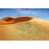 Deserto dune di sabbia FOTOMURALE - paesaggio di sabbia quadro Africa savana - XXL paesaggio desertico decorazione da parete by Great Art