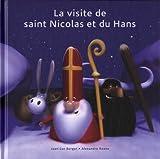 La visite de saint Nicolas et du Hans