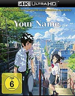 Your Name. - Gestern, heute und für immer (4K Ultra HD) (+ Blu-ray 2D)