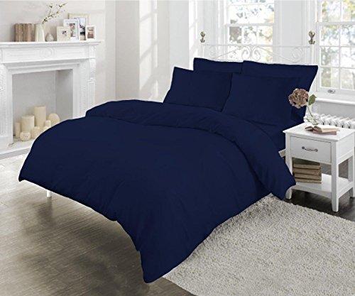 parure-de-lit-percale-sans-fer-entretien-facile-180-bleu-marine-par-veille-et-au-dela-coton-melange-