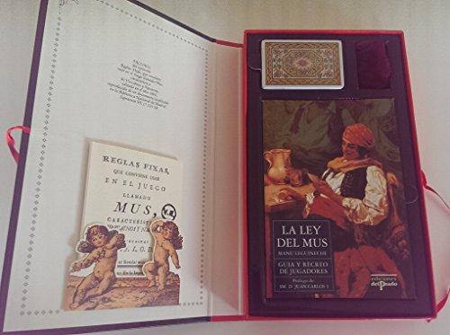 (estuche) un juego llamado mus (Ediciones Del Prado) por Manu Leguineche