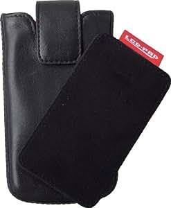 digiETUI Leder phone  Samsung - Smartphone Tasche  Galaxy S2 / S plus / S Advance / S Duos / S I9000 / S Plus I9001/ Nexus i9250 /S schwarz