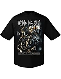Iced Earth Live In Ancient Koution T-Shirt