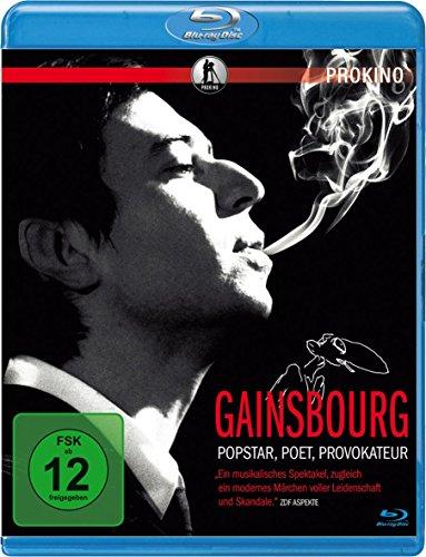 Bild von Gainsbourg - Popstar, Poet, Provokateur [Blu-ray]