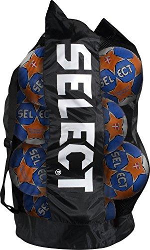 Select Handballsack groß mit Harzfach, für 14-16 Handbälle, 7372000023