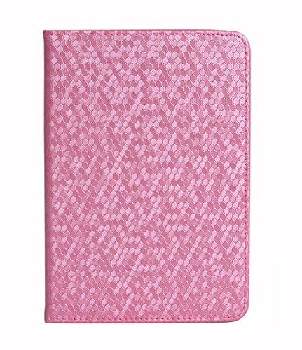 inShang iPad mini 4 Housse Etui Smart Cover en PU cuir avec Motif de diamant, - Fait automatiquement passer en mode veille et sortir du mode veille votre, Coque Avec Support Fonction,