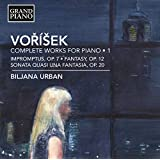 Vo?í?ek: Complete Works for Piano, Vol. 1