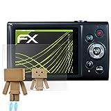 atFoliX Displayschutz für Canon Digital IXUS 170/172 Spiegelfolie - FX-Mirror Folie mit Spiegeleffekt