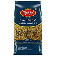 Manna Barnyard Millet 2kg (Khira/Swank/Kuthiraivally/Udalu/Kodisama/siridhanya)