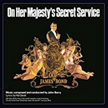 On Her Majesty's Secret Service