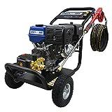 250 bar Benzin Hochdruckreiniger mit 9,6 KW (13 PS) Motor