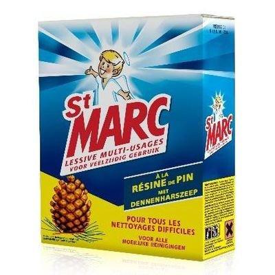 St Marc - Lessive multi usage résine de pin - 1.6kg