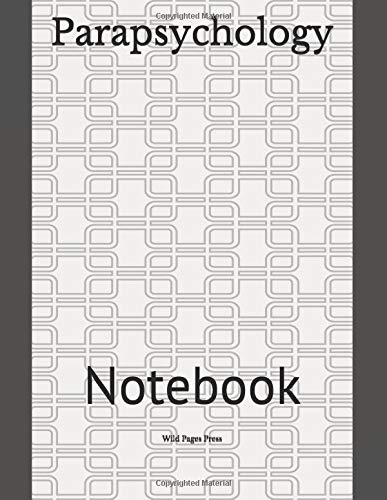 Parapsychology: Notebook por Wild Pages Press