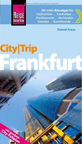 Image of Reise Know-How CityTrip Frankfurt: Reiseführer mit Faltplan