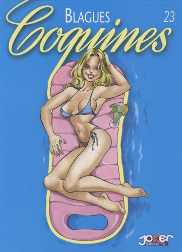 Blagues Coquines, Tome 23
