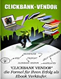 ClickBank Vendor.