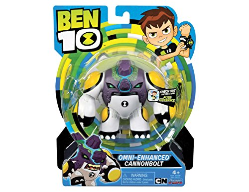 Ben 10 Omni Enhanced Cannonbolt - Action Figures