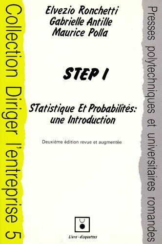 STEP I: Statistique et probabilités : une introduction