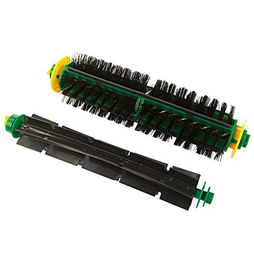 Tiendade–Kit di spazzole centrale per Roomba serie 500