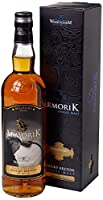 Armorik 12 Year Old Single Malt French Whisky 2002, 70 cl from Warenghem