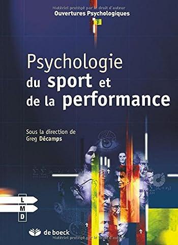 Psychologie du sport et de la
