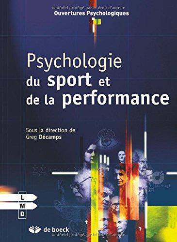 Psychologie du sport et de la performance