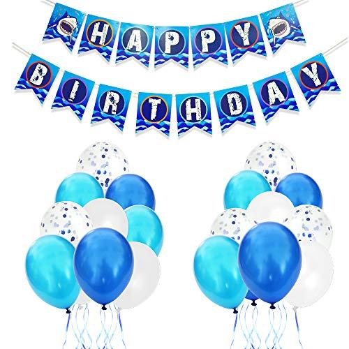 gebot für Kinder - 48PCS Teller und Servietten Einweggeschirr Set Abendessen Dessert Babydusche Geburtstag Party Feiern (für 16 Gäste) ()